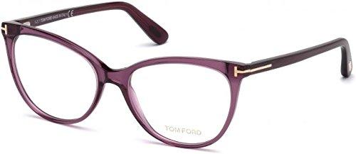 Shiny Violet - TOM FORD Eyeglasses FT5513 081 Shiny Violet