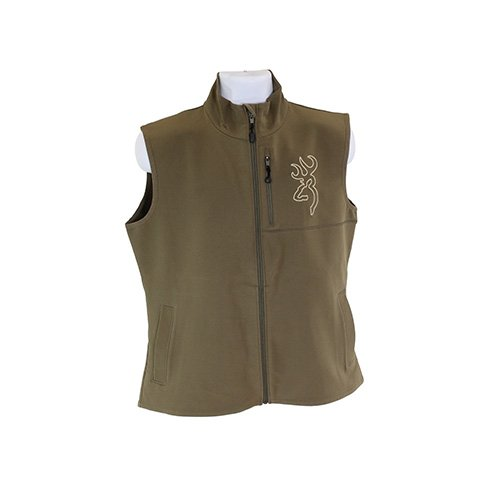 Browning 3056988600 Women's Hell's Canyon Mercury Vest, Capers, X-Small, x - Small by Browning