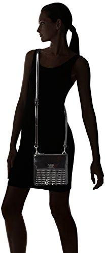 Tosca Blu British - Borse a secchiello Donna, Schwarz (Black), 1x18x20 cm (B x H T)