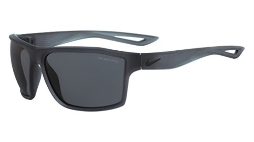 Nike Golf Legend Sunglasses, Matte Crystal Anthracite/Black Frame, Dark Grey - Nike Men Glasses