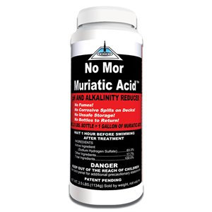 Muriatic Acid Swimming Pool - 8