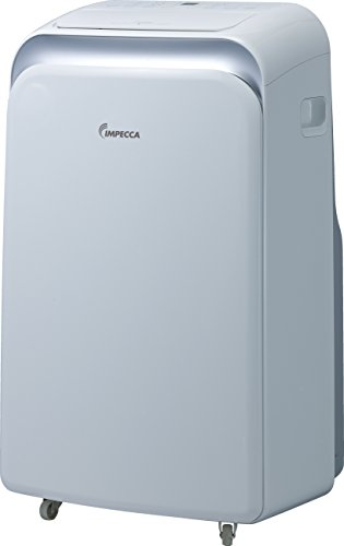 Impecca IPAH14-KS 14,000 BTU Heat & Cool Portable Air Conditioner with Electronic Controls