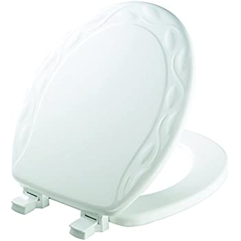Amazon Com Mayfair Sculptured Ivy Toilet Seat Will Never
