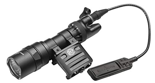 (SureFire M300 Mini Scout M312C Compact Scout Light with RM45 Low Profile Mount & DS07 Switch, Black)
