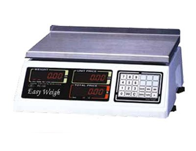60-lb Dual Range Electronic Price Computing Scale w/ 6-Digit LCD by Skyfood