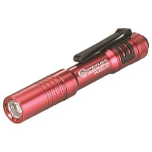 Streamlight 66602 Flashlight Micro Stream USB -, Red