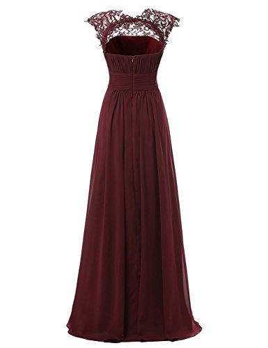 Line Ärmellose Damen A Brautjungfernkleider Lang Bodenang Promi Minze Kleider Abendkleider Beonddress CpaqP