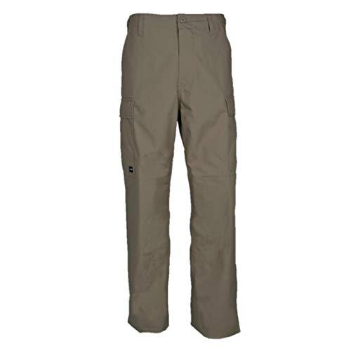 LA Police Gear Men Rip-Stop Mil-Spec BDU Button Fly Tactical Pant - Boulder - 3Xlarge/Regular