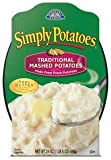 SIMPLY POTATOES MASHED TRADITIONAL POTATOES FROZEN FOOD 24 OZ PACK OF 2