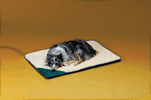 Allied Precision 12PB-L Large Heated Pet Bed ()