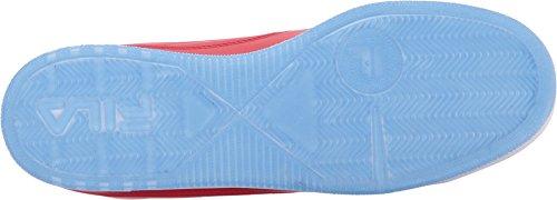 Fila Uomo Bbn 84 Sneakers Metà Moda Fila Rosso, Fila Rosso, Bianco