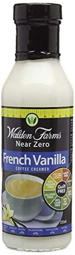 Walden Farms French Vanilla Coffee Creamer 355ml (Pack of 2) by Walden Farms