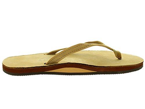 Sandals Flops Strap Sierra Flip Brown Narrow Rainbow Women's znRq6wTTU