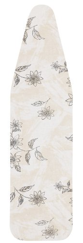 Household Essentials 6001DSP Brushed Floral Ultra Plus Ironing Board Cover by Household Essentials