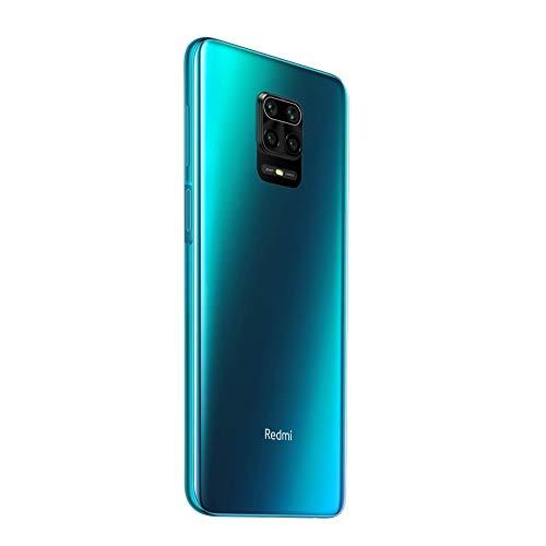 Redmi Note 9 Pro (Aurora Blue, 6GB RAM, 128GB Storage) – Latest 8nm Snapdragon 720G & Alexa Hands-Free | Upto 6 Months…