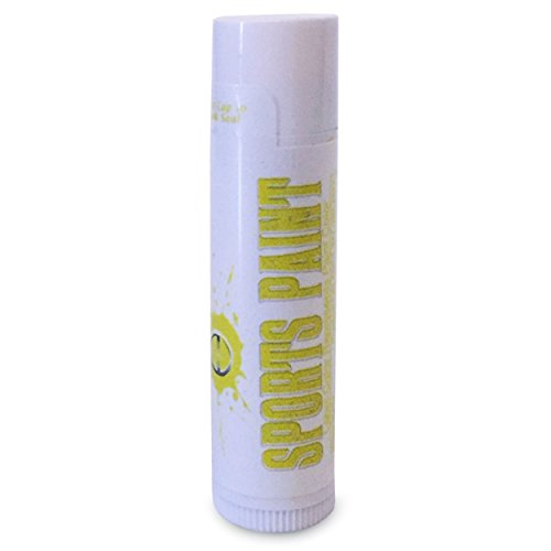Field Hockey Ball Made (Elite Choice Sports Paint Yellow Eye Black - Baseball Eye Black Tube - Made for Kids, Adults, Athletes, Fans and all Sports like Football, Field Hockey, Cheerleading and Lacrosse (Yellow))