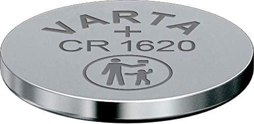 Varta Batterien Electronics Cr1620 Lithium Knopfzelle Elektronik