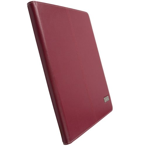 Krusell Luna Tablet Case for Apple iPad 2 and 3 New iPad (Red)