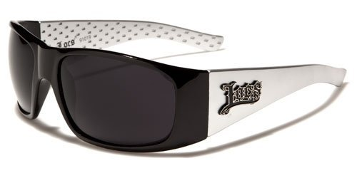 Amazon.com: LOCS Mens 2013 Hardcore Gangsta Biker Shades ...