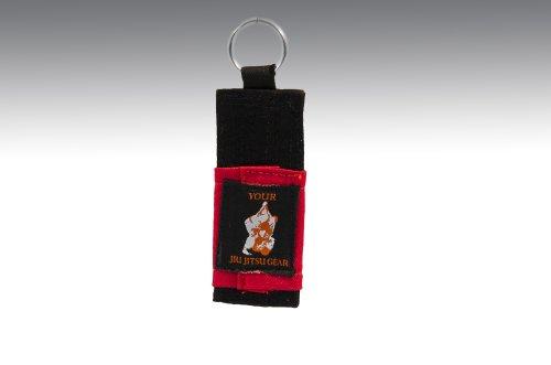 Your Jiu Jitsu Gear Black Belt Key Chain ()