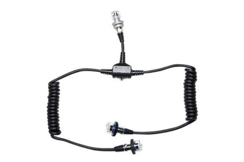 Sea & Sea 5-Pin Dual Sync Cord for Connecting 2 Strobes to Nikonos or Motor Marine III Underwater Cameras. by Sea & Sea
