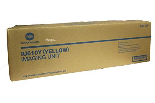 Genuine Konica Minolta A06007F IU610Y Yellow Imaging Unit for C451 C650 C550