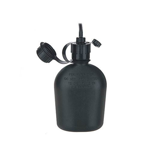 GI 1 QT Canteen with drinking hose and clip for sale  Delivered anywhere in USA