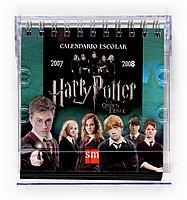 Harry Potter. Calendario escolar 2007-2008