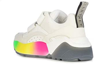Stella McCartney Luxury Fashion Donna 501776W1FA49041 Bianco Sneakers | Stagione Permanente