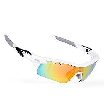 INBIKE ciclismo gafas hombres mujeres polarizadas – Gafas Gafas Deportes al aire libre bicicleta gafas de