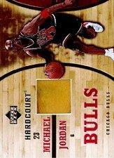 2006 Upper Deck Hardcourt Game Floor #5 Michael Jordan