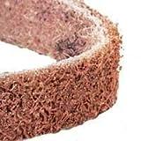 Dynabrade Non-Woven Nylon Sanding Belt - Coarse Grade - 1/2 in Width x 12 in Length - 90314 [PRICE is per BELT]
