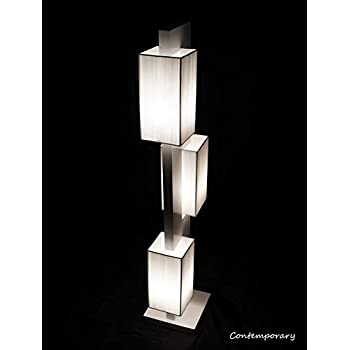 New Pure White Handmade Modern Contemporary Floor Lamp Zk002l Art ...
