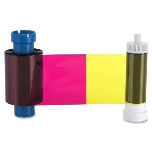 Wholesale CASE of 2 - Sicurix MA250YMCKOK Printer Ribbon Cartridge-Dye Film, Magicard, 250 Count, colr by SRX (Image #1)