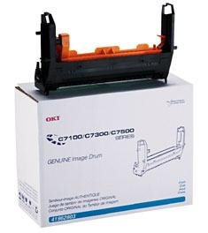 Okidata 41962803, TYPEC4 Remanufactured OEM Printer/Fax Supplies Drum/Drum Kit (Fax Drum Kit)