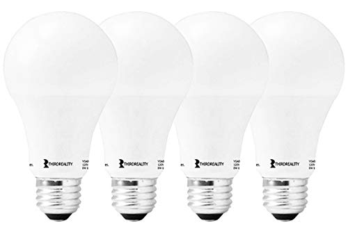 RealityLight – A19 Smart Light Bulb, Hub Required, No Wiring Required. Compatible with Alexa, Google Assistant