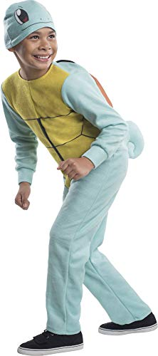 Rubie's Costume Pokemon Squirtle Child Costume, Large