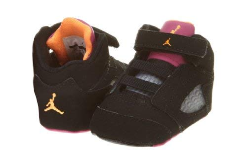 Jordan 5 Retro(Gp) Crib Style: 552494-067 Size: 4 Black