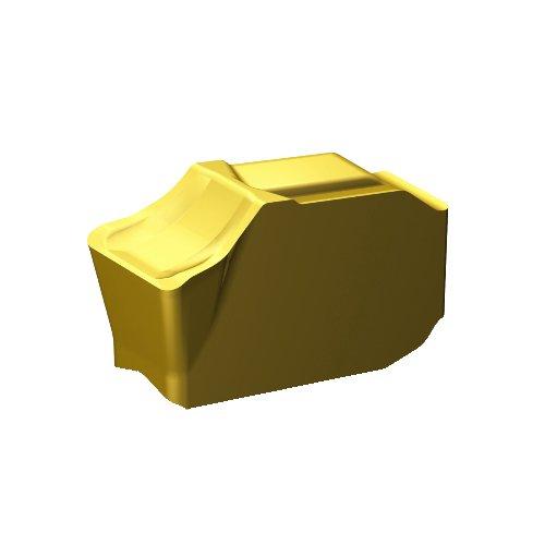 Carbide 1020 Grade, Sandvik Coromant QD-NG-0300-035M-KM 1020 Coro Mill QD Insert for Grooving N Ti, Al Neutral Cut Pack of 10