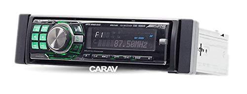 2000 4B CARAV 11-005 1-DIN car head unit fascia facia installation dash kit A2 4B A6 A4 8L A3 2003-2004 B5 1999-2001 1998-2005 1997-2000 8Z A6