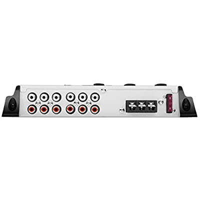 BOSS Audio Systems BX35 Electronic Car Crossover - 3 Way, Pre-Amp, Fine Tune Your High-Mid-Low Range Speaker Frequencies: Car Electronics