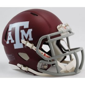 Texas A&M Aggies 2012 - NCAA MINI Helmet