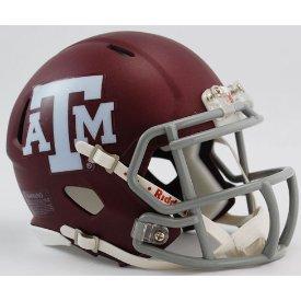 - Texas A&M Aggies 2012 - NCAA MINI Helmet