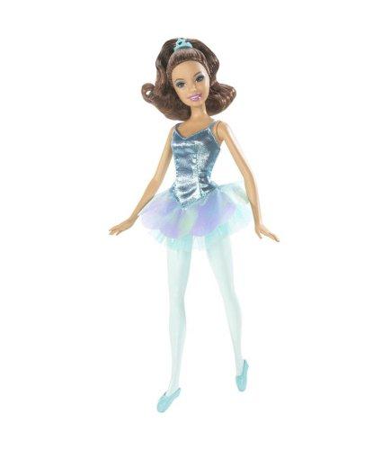 Costume Brunette Doll Barbie (Ballerina Barbie (Brunette))