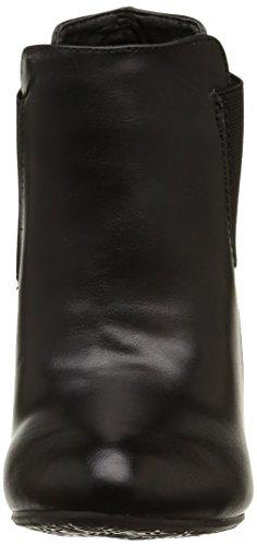 para Xti con Negro noir 28418 mujer Sandalias tacón qqzIa