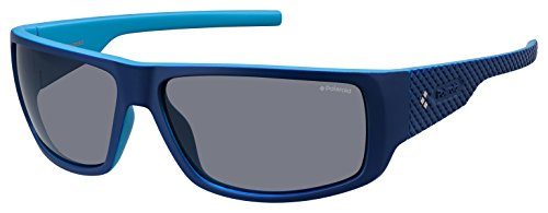 PLD Grey 7006 Azul S Pz Bluette Azure Sonnenbrille Polaroid Sports x8ZUqE