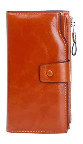 Women's Genuine Leather...