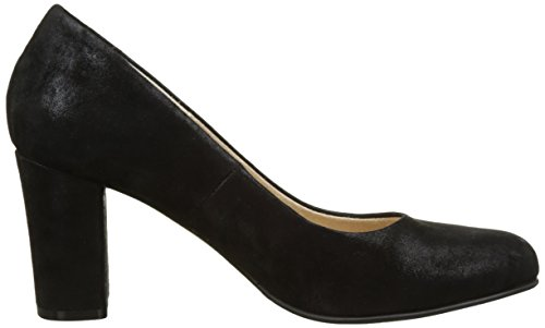 Gril Damen 22402 Pumps Zwart (black Suede)