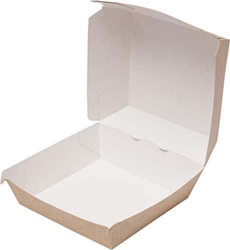 ECOCLEO® Eco Burger Box Take Away   75 pz  