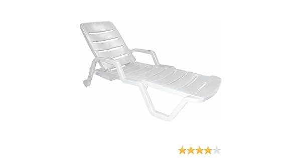 Excellent Adams Chaise Lounge 65 Lx 27 Wx 36 75 H White Machost Co Dining Chair Design Ideas Machostcouk
